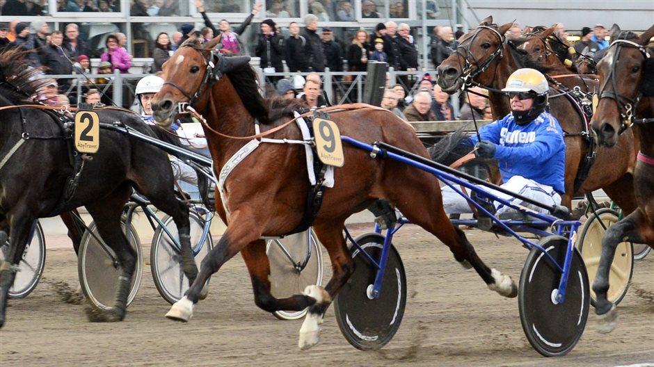 Heartbreaker V.S. och Björn Goop tar sin andra raka V75-seger