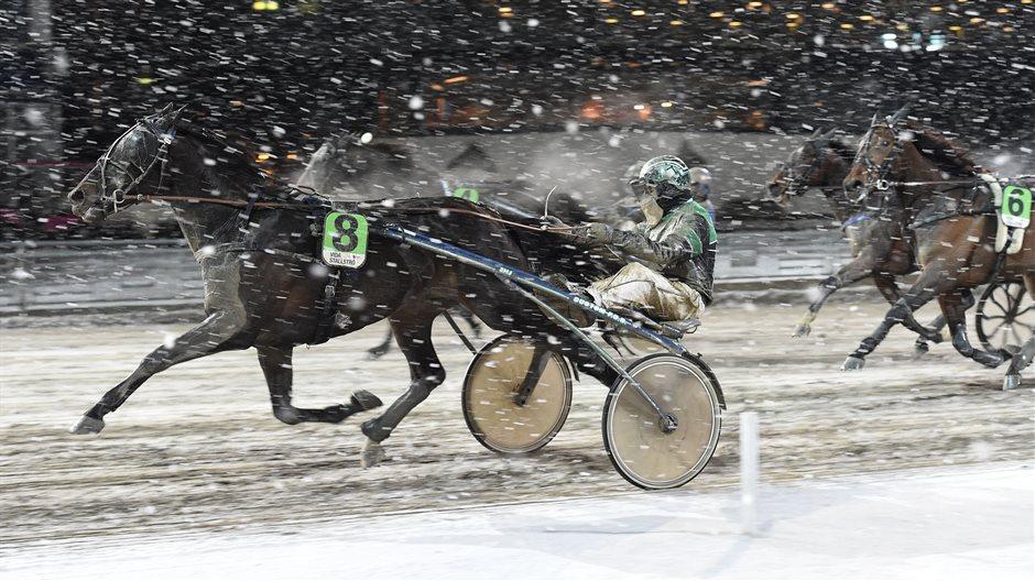 Han Herred vinner tillsammans med Kenneth Haugstad efter en perfekt ryggresa
